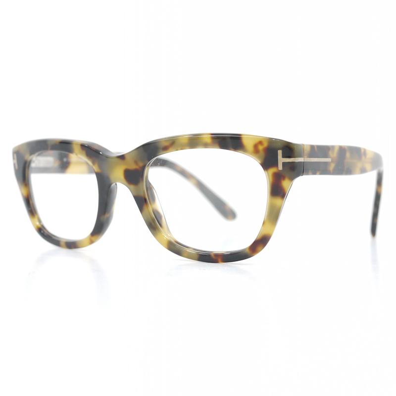 【中古】TOM FORD/トムフォード TF5178 伊達メガネ 眼鏡 カラー:ブラウンなど【f116】