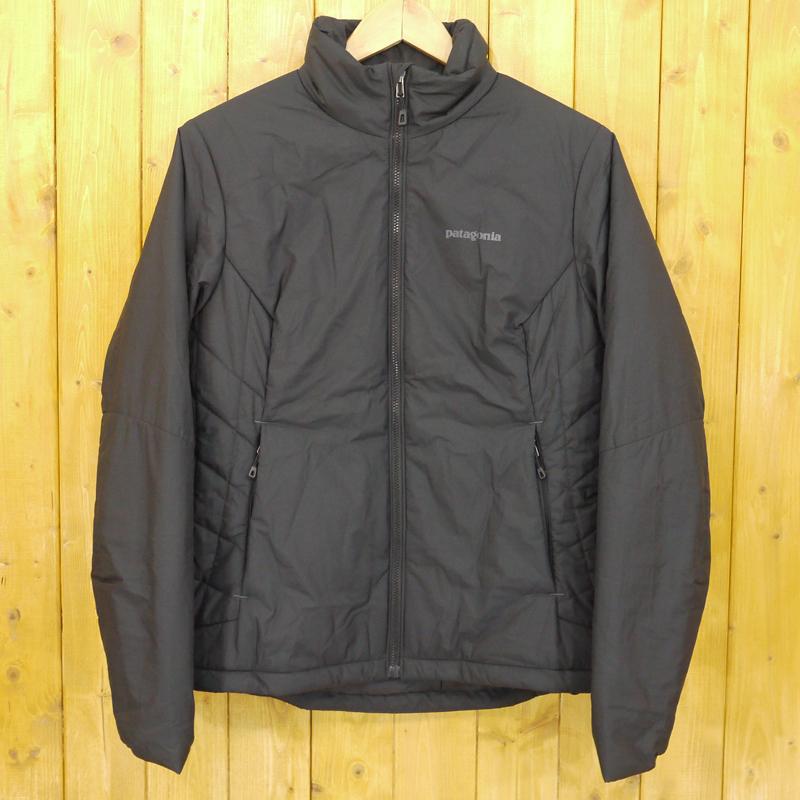 【中古】patagonia/パタゴニア マイクロ・パフ・ジャケット/中綿ジャケット サイズ:M カラー:ブラック【f111】