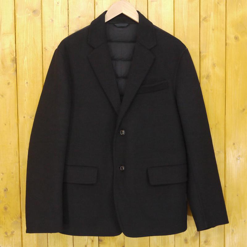 【中古】MONCLER/モンクレール THAYAHT GIACCA ジャケット ダウン サイズ:1 カラー:ブラック【f108】