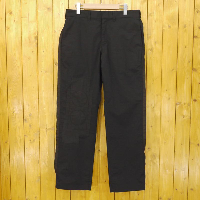 【中古】ALMOSTBLACK/オールモストブラック パンツ サイズ:2 カラー:ブラック【f107】