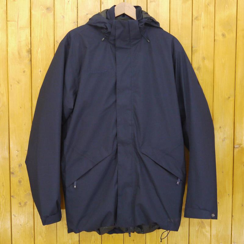 【中古】MAMMUT/マムート Roseg HS Thermo Jacket ロゼック HS サーモ ジャケット サイズ:L カラー:ネイビー【f092】