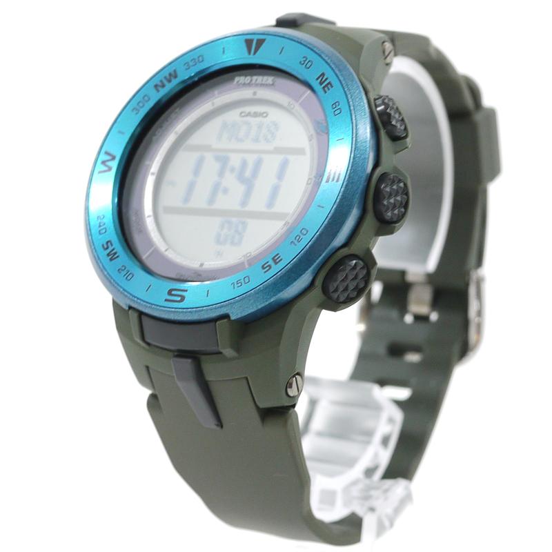 【中古】CASIO/カシオ 腕時計 PRO TREK プロトレック PRG-330-2AJF カラー:カーキ【f131】