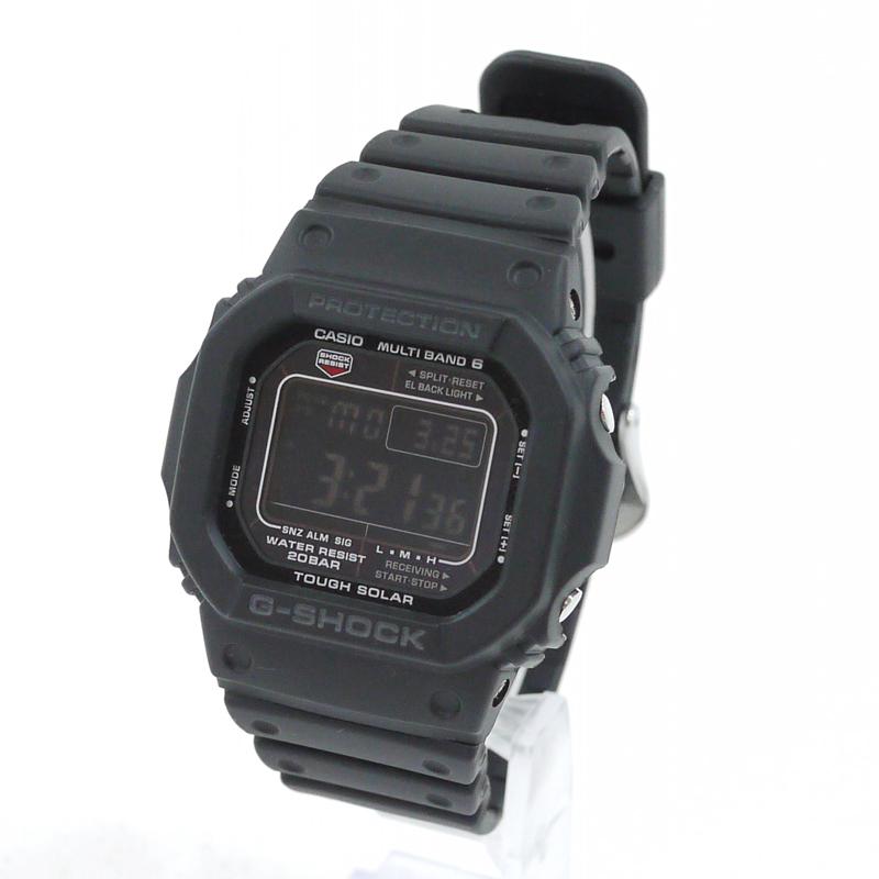 【中古】CASIO/カシオ 腕時計 G-SHOCK/Gショック GW-M5610-1BJF ソーラー サイズ:- カラー:ブラック【f131】