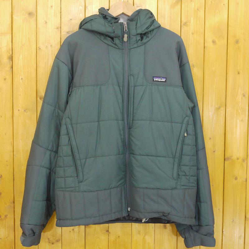 【中古】patagonia/パタゴニア ルビコンライダージャケット 中綿ジャケット サイズ:M カラー:グレー系【f092】