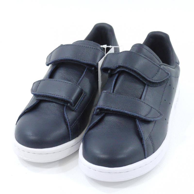 【中古】Adidas Originals×HYKE/アディダスオリジナルス×ハイク AOH-005 S79345 スニーカー サイズ:23.5cm カラー:ネイビー【f128】