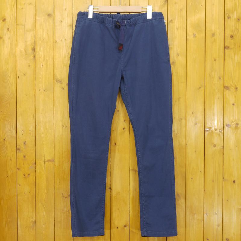 中古 GRAMICCI×DWELLER グラミチ×ドゥエラー TWILL EASY PANTS DWL-P0103 サイズ:M 商店 gwpu f107 スーパーSALE セール期間限定 パンツ カラー:ブルー系