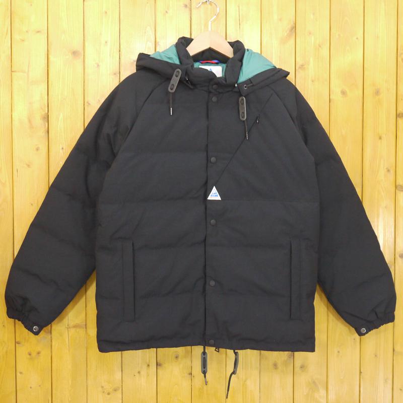 【中古】Cape HEIGHTS/ケープハイツ LUTAK ダウンジャケット サイズ:M カラー:ブラック【f092】