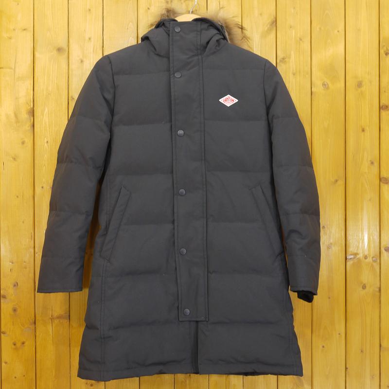 【中古】DANTON/ダントン ダウンジャケット 16A-FA-002 サイズ:34 カラー:グレー【f112】