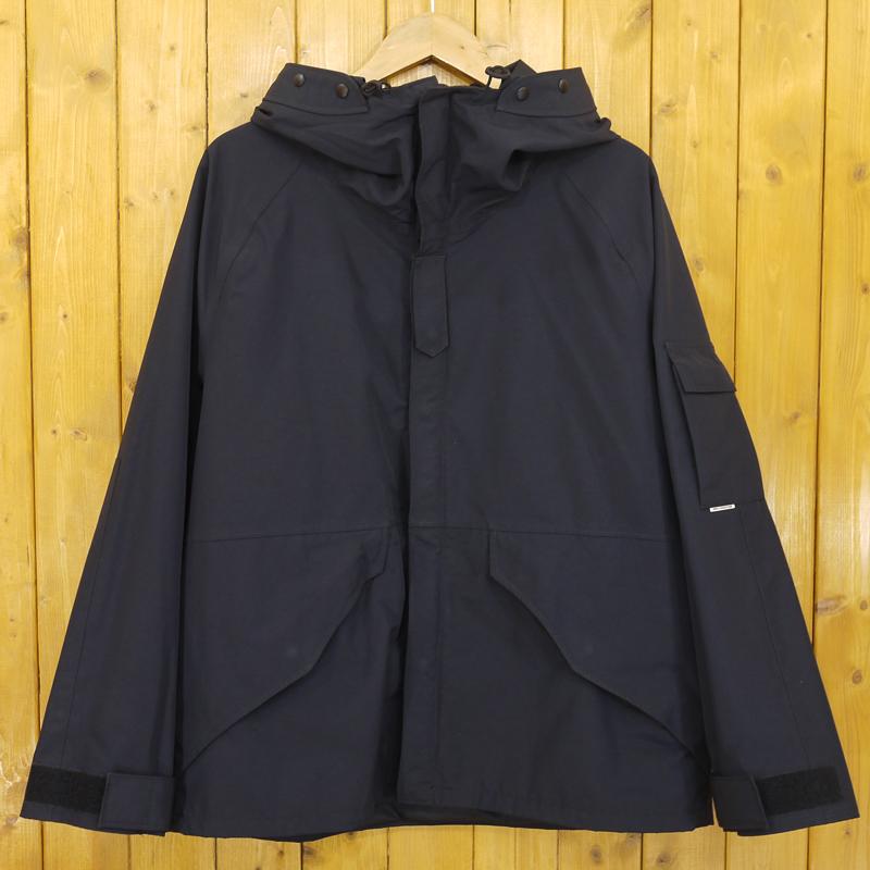 【中古】COOTIE/クーティー 3 Layer Nylon Jacket ナイロンジャケット サイズ:M カラー:ネイビー【f104】