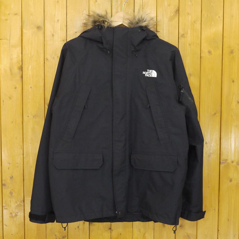 【中古】THE NORTH FACE/ザ・ノース・フェイス NP61838 Grace Triclimate Jacket/グレーストリクライメートジャケット パーカー サイズ:L カラー:ブラック【f092】