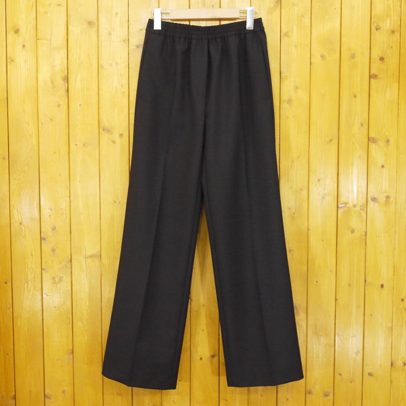 【中古】Acne Studios/アクネストゥディオズ FN-WN-TROU000271パンツ サイズ:34 カラー:ブラック【f108】