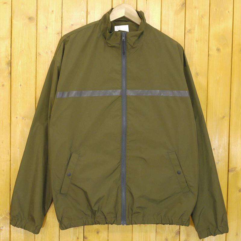 【中古】CHARI&CO/チャリアンドコー REFLECT LINE TRUCK JKT ジャケット サイズ:L カラー:カーキ【f092】