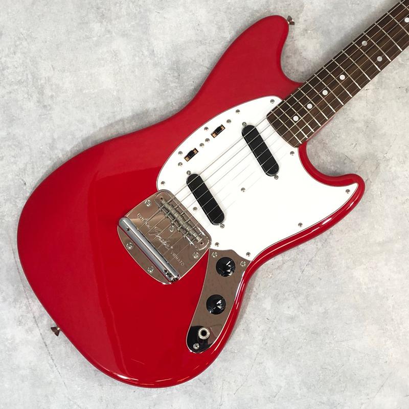 【送料無料・代金引換不可・日時指定不可】Fender Japan/MG69MH【中古】【楽器/エレキギター/フェンダージャパン/ムスタング/マッチングヘッド/ショートスケール】
