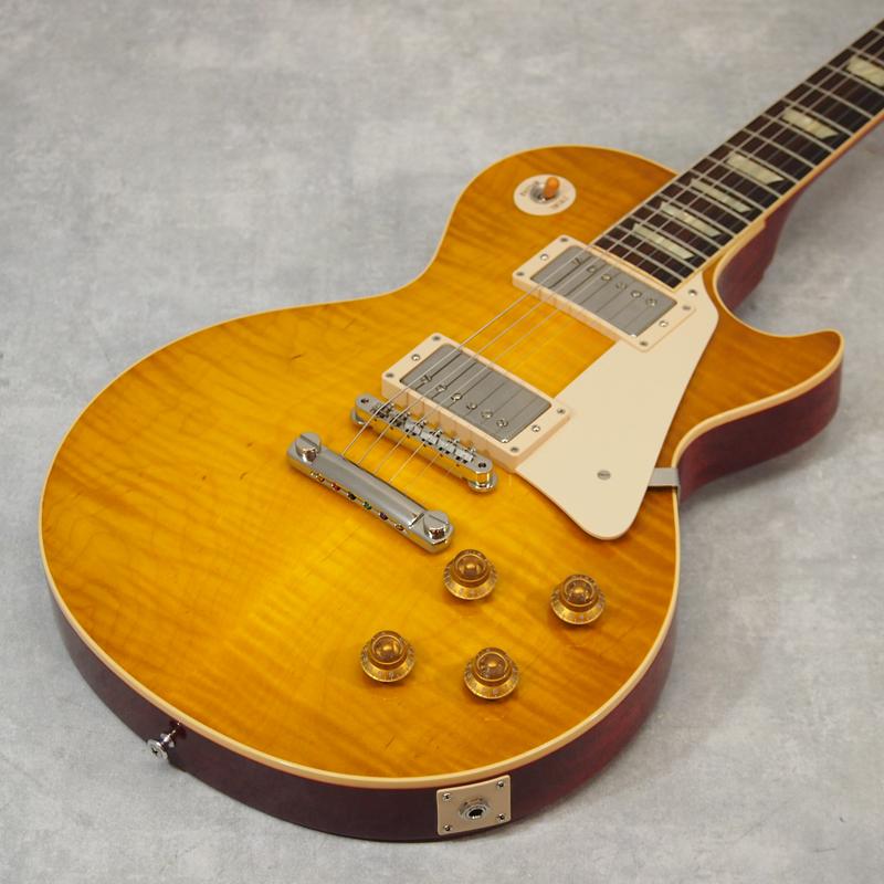 【送料無料・代金引換不可・日時指定不可】Gibson Custom Shop/Historic Collection 1958 Les Paul Reissue Gloss LB (2014)【中古】【楽器/グギブソン カスタムショップ/レスポール/ヒストリックコレクション】