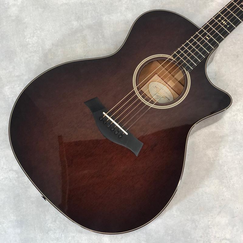 偉大な 【送料無料・・日時指定】Taylor/524ce【新品】【楽器/アコースティックギター/テイラー/シングルカッタウェイ】, IL-SHOP a638f5ae