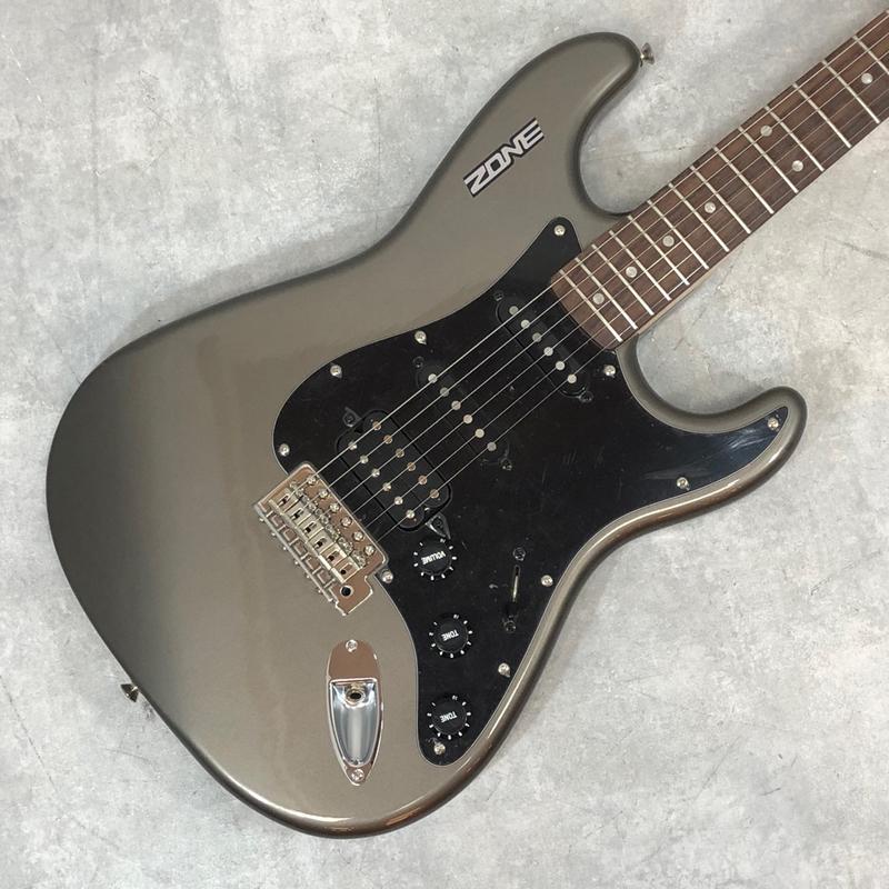 【送料無料・代金引換不可・日時指定不可】Squier by Fender/ZONE AKASHI 「証」Model Stratocaster【中古】【楽器/エレキギター/スクワイヤー/ストラトキャスター/ZONE/限定200本】
