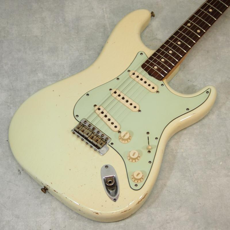 【送料無料・代金引換不可・日時指定不可】Fender Custom Shop/MBS1960Stratocaster Relic Brazilian Rosewood Limited Release by Greg Fessler 2006【中古】【楽器/フェンダーカスタムショップ/マスタービルダー/ハカランダ/2006年製】