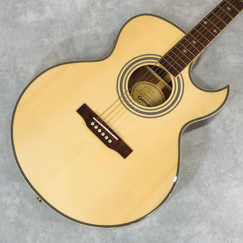 【送料無料・代金引換不可・日時指定不可】Epiphone/PR-5E N【新品】【楽器/アコースティックギター/エピフォン/エレアコ】