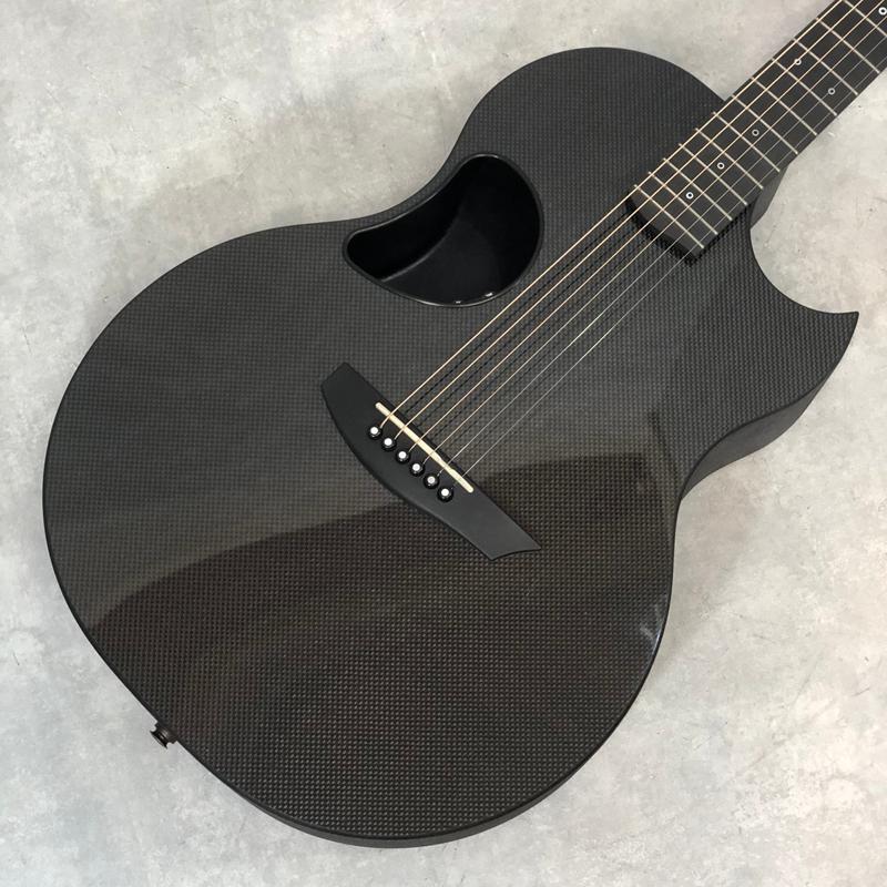 【送料無料・代金引換不可・日時指定不可】McPherson Guitar/CARBON FULL SABLE GUITAR 【新品特価】【楽器/カーボン/グラファイト/アコースティックギター/エレアコ】