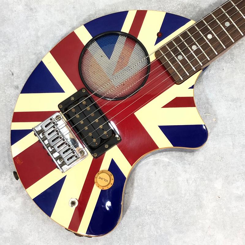 【送料無料・代金引換不可・日時指定不可】FERNANDES/ZO-3/Union Jack【中古】【楽器/エレキギター/ZO-3/フェルナンデス】