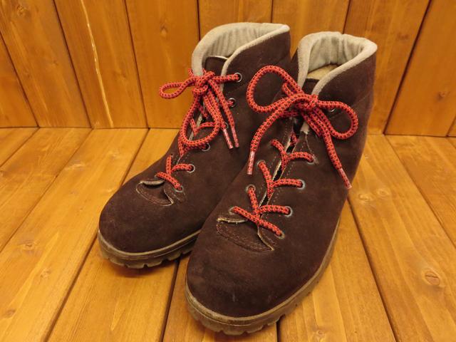 【中古】VISVIM/ビズビム/ヴィズヴィム ZERMATT ブーツ サイズ:0 カラー:ブラウン