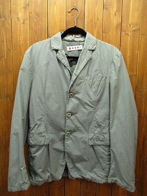 【中古】MARNI/マルニ ジャケット サイズ:46 カラー:グレー / インポート