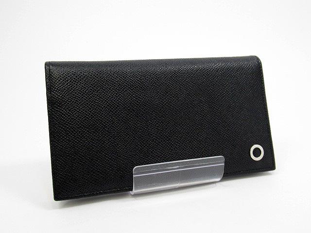 【中古】BVLGARI/ブルガリ 30398 ブルガリ・ブルガリ 長財布 カラー:ブラック