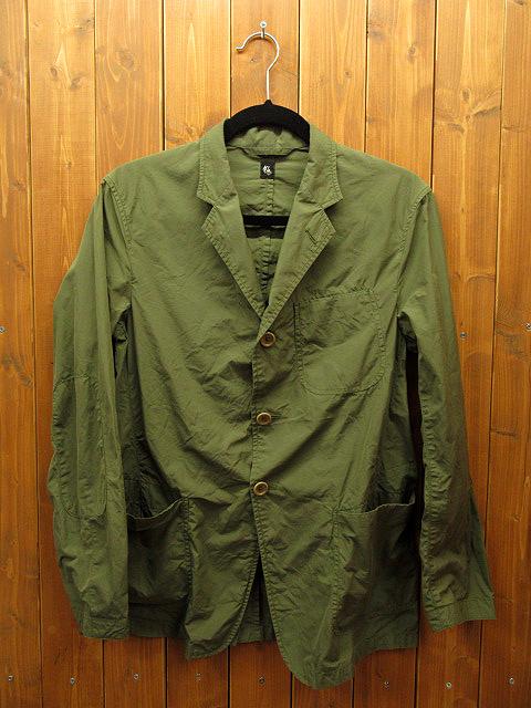 【中古】KAPTAIN SUNSHINE/キャプテン サンシャイン ジャケット サイズ:36 カラー:カーキ / セレクト