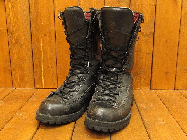 【中古】DANNER/ダナー ブーツ サイズ:7D(約25.0~25.5cm) カラー:ブラック