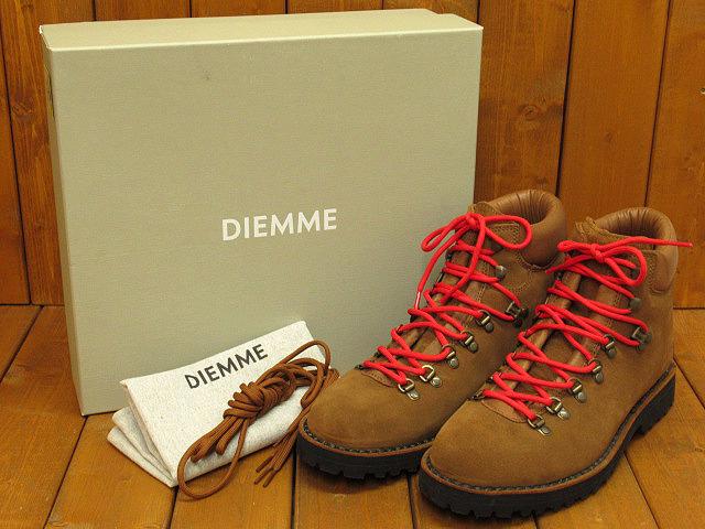 【中古】DIEMME/ディエッメ マウンテンブーツ / トレッキングブーツ サイズ:42(約26.5cm) カラー:ブラウン