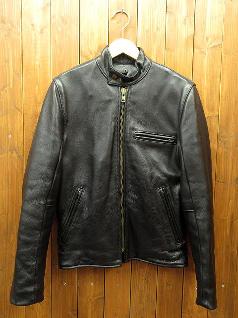 【中古】VANSON/バンソン レザージャケット サイズ:36 カラー:ブラック / アメカジ, indigo:bc374052 --- chargers.jp