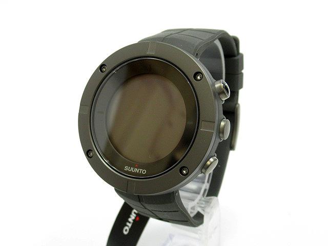 【中古】SUUNTO/スント KAILASH SLATE カイラッシュ スレート / 腕時計 SS021239000 グレー×グレー クォーツ