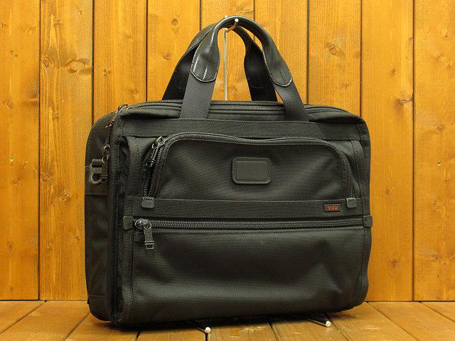 【中古】TUMI|トゥミ ブリーフケース / ビジネスバッグ カラー:ブラック