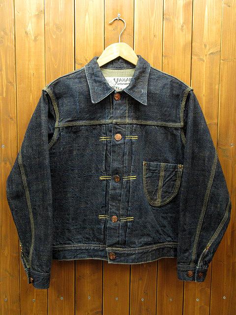 【中古】EVISU|エヴィス デニムジャケット サイズ:42 カラー:インディゴ / アメカジ