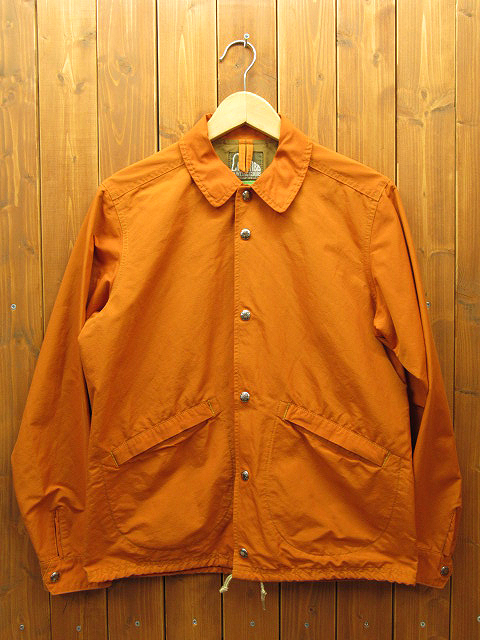 【中古】COLIMBO HUNTING GOODS|コリンボ ジャケット サイズ:M カラー:オレンジ