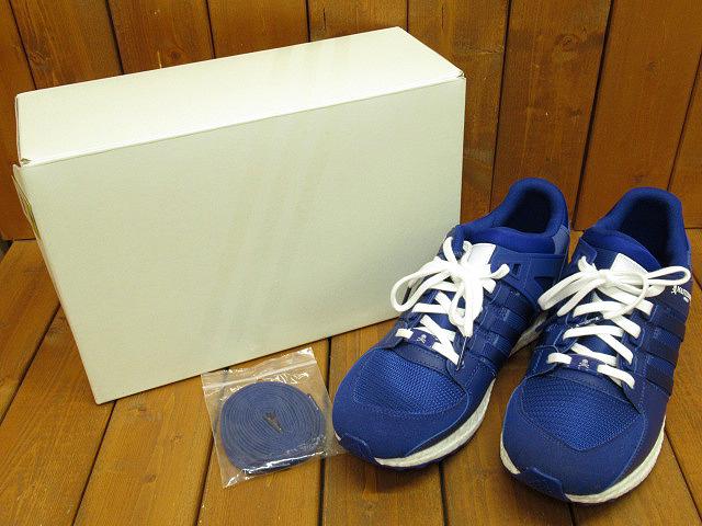 【中古】adidas Originals|アディダス MASTERMIND WORLD EQT SUPPORT ULTRA MMW CQ1827 / スニーカー サイズ:28.5cm カラー:ブルー