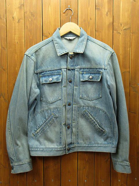 【中古】UNUSED|アンユーズド デニムジャケット サイズ:1 カラー:ブルー