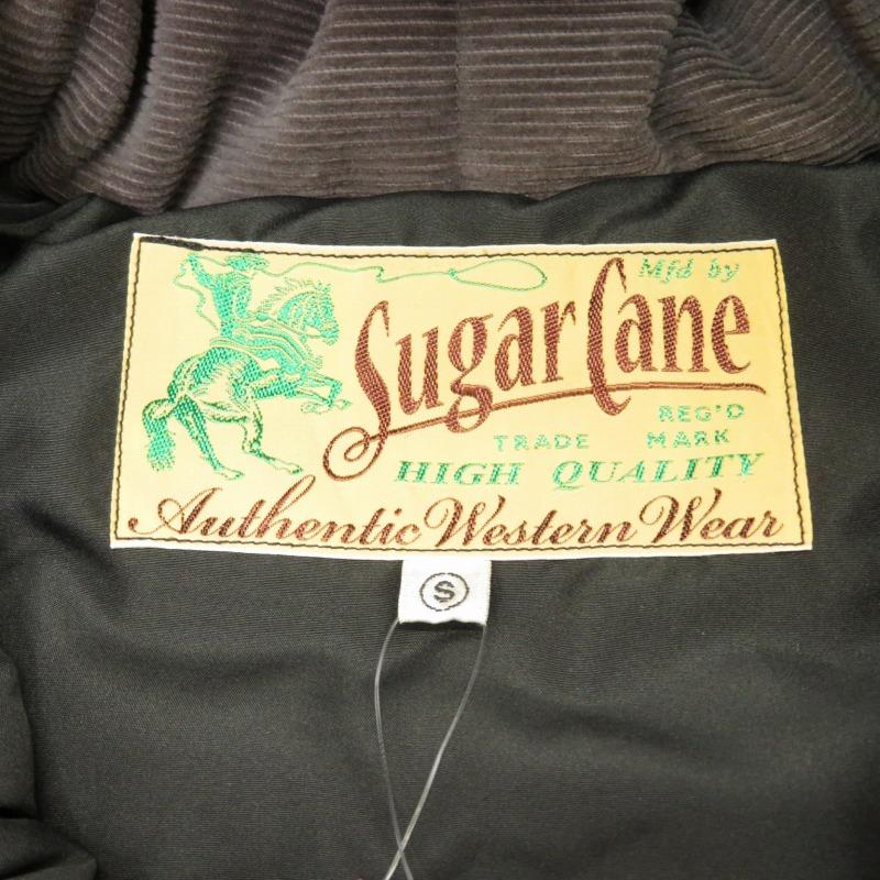 CUBE SUGAR キューブシュガー 中綿ジャケット サイズ S カラー ブラックアメカジ f0930k8wnXOP