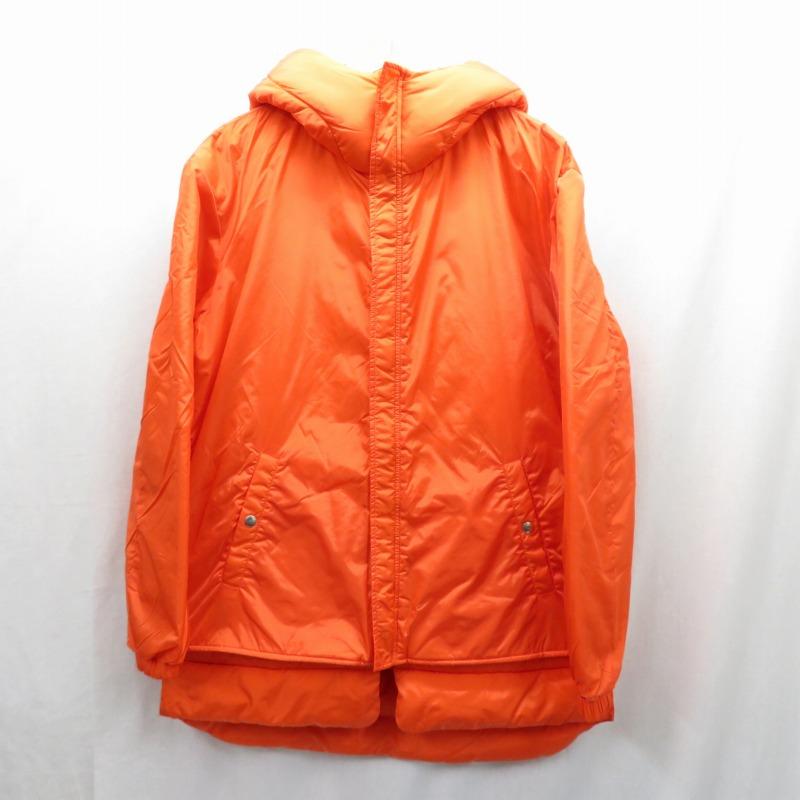【期間限定】ポイント20倍【中古】DIESEL/ディーゼル ジャケット サイズ:L カラー:オレンジ / インポート【f094】
