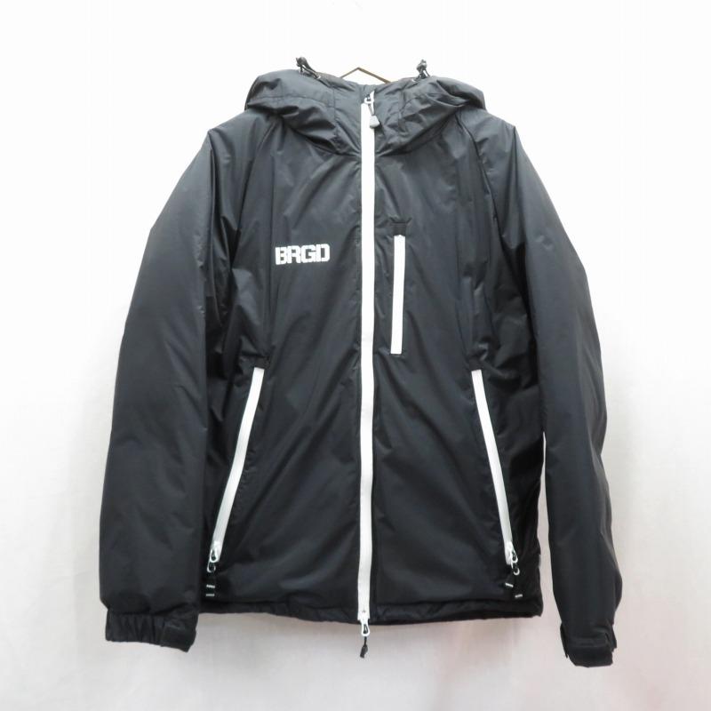 【中古】NANGAXBASS BRIGADE/ナンガXバスブリゲード オーロラダウンジャケット サイズ:XL カラー:ブラック / アウトドア【f092】