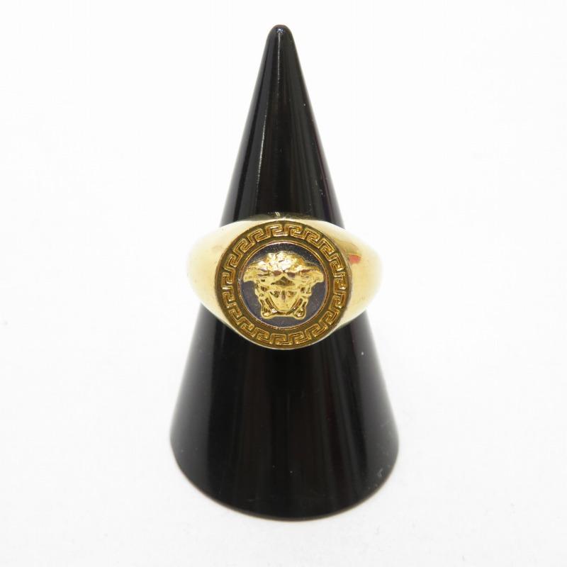 【中古】Gianni Versace/ジャンニ・ヴェルサーチ リング/指輪 【f134】【gwpu】