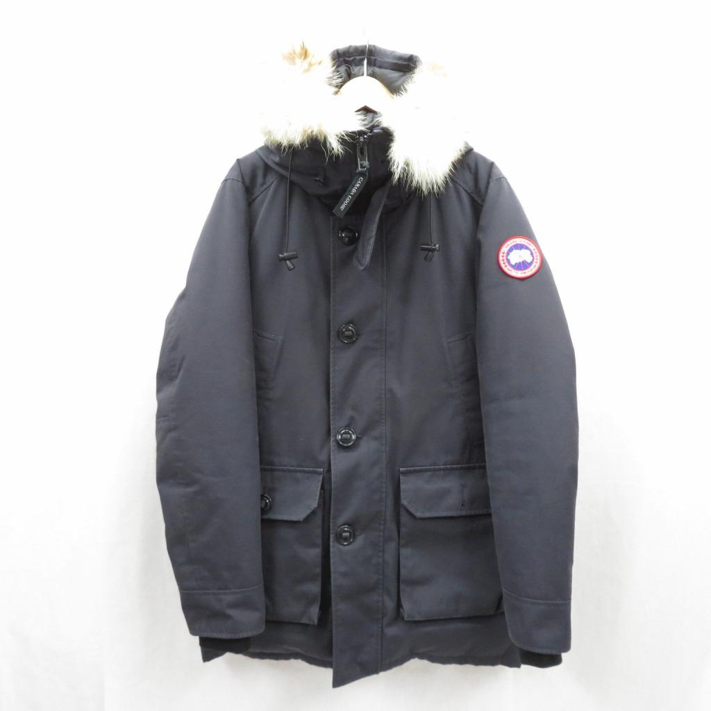 【中古】CANADA GOOSE/カナダグース BROOKFIELD/ブルックフィールド ダウンジャケット サイズ:M カラー:ブラック【f108】