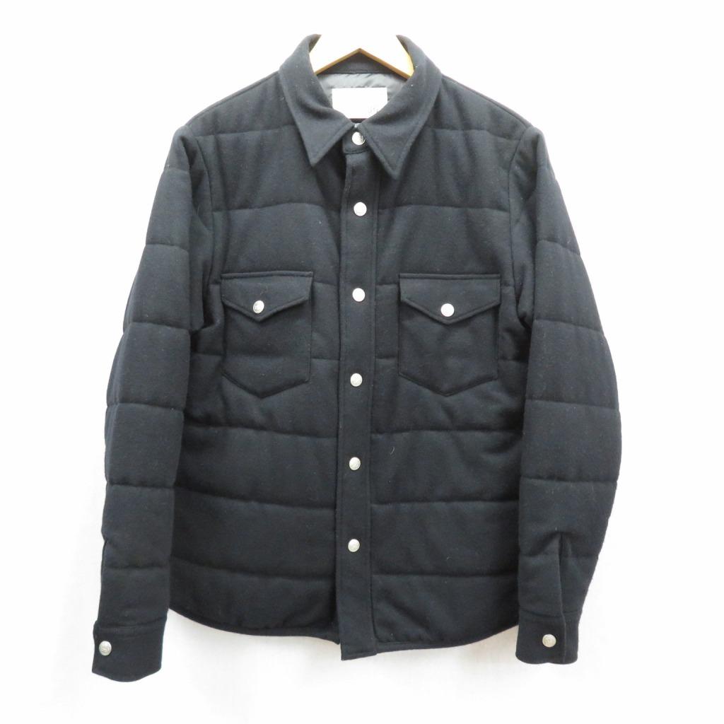 【中古】FULLCOUNT/フルカウント 中綿ジャケット サイズ:36 カラー:ダークネイビー / アメカジ【f093】