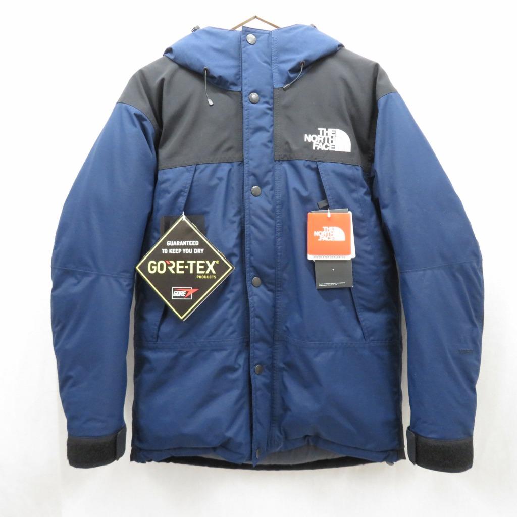 【中古】THE NORTH FACE/ザ ノース フェイス Mountain Down Jacket/マウンテンダウンジャケット ND91737 サイズ:M カラー:ブルー / アウトドア【f092】