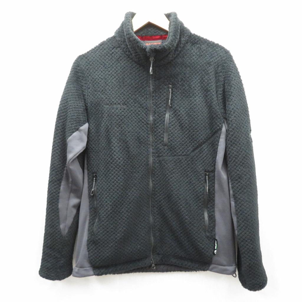 【中古】MAMMUT/マムート GOBLIN Advanced ML Jacket/ゴブリン アドバンスド ML ジャケット サイズ:M カラー:ブラック / アウトドア【f092】