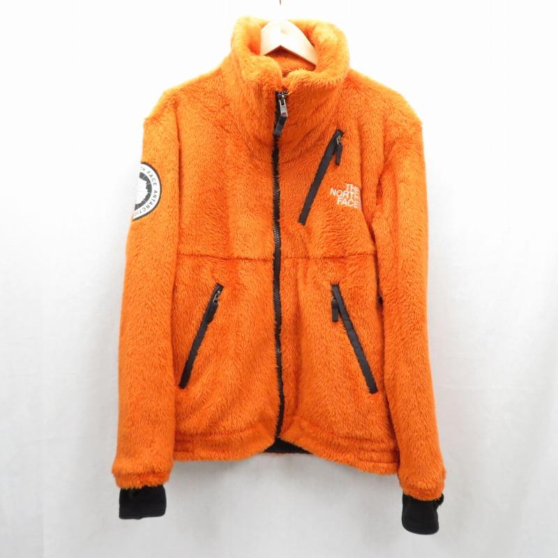 【中古】THE NORTH FACE/ザノースフェイス Antarctica Versa Loft Jacket アンタークティカ バーサロフト ジャケット NA61930 サイズ:L カラー:オレンジ / アウトドア【f092】