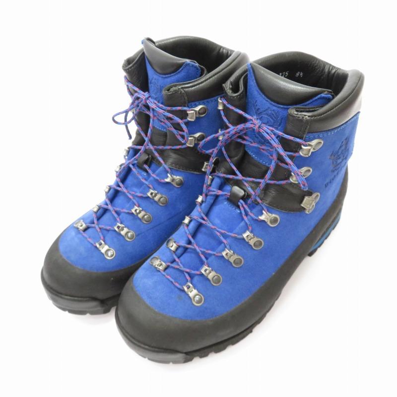 【中古】DIOTTO  ブーツ ブルー サイズ:EU42(約26.5cm)【f127】