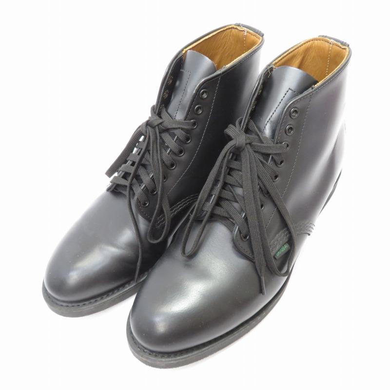 【中古】REDWING|レッドウィング 9197 Postman Boot/ポストマンブーツ  ブラック サイズ:27.5cm【f127】