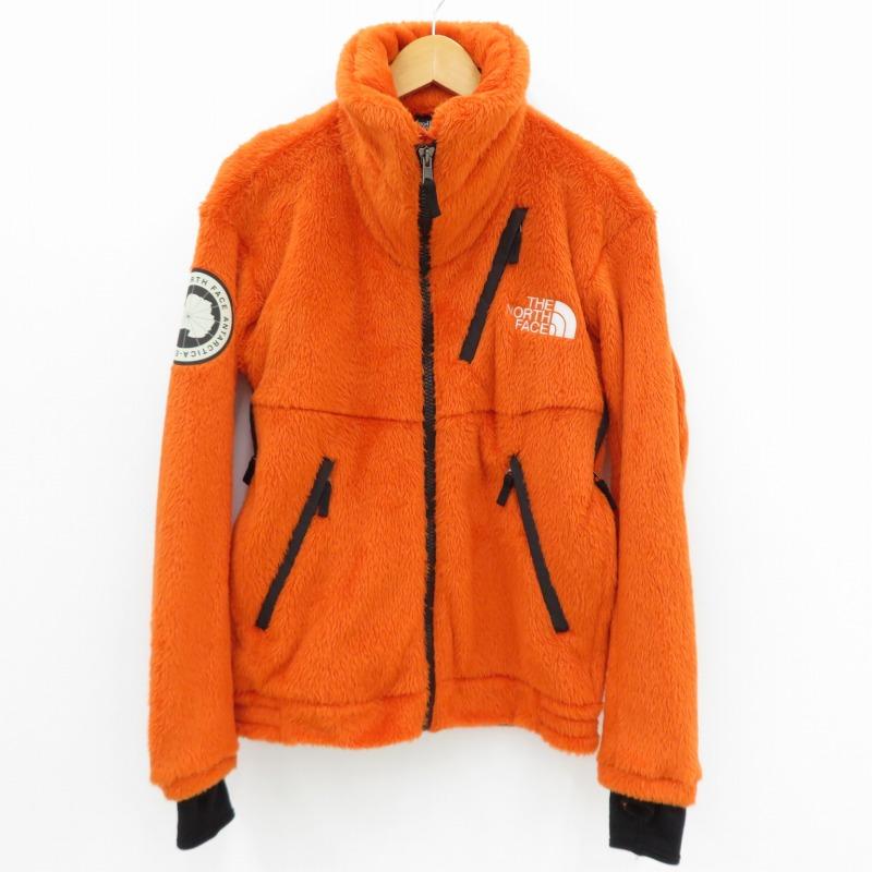 【中古】THE NORTH FACE|ザ ノースフェイス Antarctica Versa Loft Jacket/アンタークティカ バーサロフト ジャケット NA61930 オレンジ サイズ:L / アウトドア【f092】