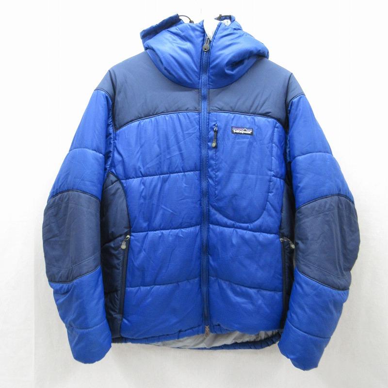 【中古】PATAGONIA/パタゴニア ダスパーカ 中綿ジャケット サイズ:M カラー:ブルー / アウトドア【f092】